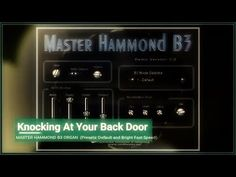 Knocking At Your Back Door (Deep Purple) Hammond B3 Organ, Syntheway Strings, Bassesland Virtual Bass VST  #KnockingAtYourBackDoor #DeepPurple #StringsVST #HammondB3 #HammondVST #B3OrganVST #PizzicatoStrings #Bassesland #VirtualBass #BassGuitar #PickedBass #BassVST #OrganVST #B3Organ #BluesOrgan #OrganB3 #DanielLaiseca #FLStudio #AbletonLive #REAPER #Garageband #LogicPro #AudioUnit #macOSSierra #SampleLibrary #EXS24 #KONTAKT #macOS #OSX #Windows10