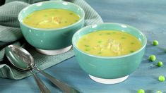 Kyllingsuppe med karri | Oppskrift - MatStart Cheeseburger Chowder, Soup, Soups, Soup Appetizers