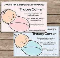 Newborn baby  EDITABLE PRINTABLE Baby Shower by LilFacesPrintables, $5.95