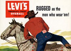 Meet James Curleigh, the new sheriff of Levi's -...