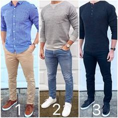 Which is your favorite Sunday chill style For me the one constant is usually an awesome pair of sneakers Sneakers all from greatsbrand Pic 1 Royale Cuoio Pic 2 Royale Blanco Pic 3 Royale High Nero Best Business Casual Outfits, Business Casual Men, Stylish Mens Outfits, Mode Man, Formal Men Outfit, Herren Style, Herren Outfit, Elegantes Outfit, Mode Masculine