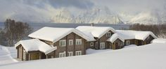 Lyngen Lodge, your arctic luxurious adventure #Norway #XOPrivate
