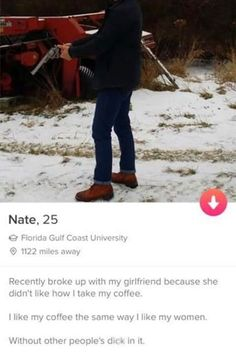 It's a rough dating world out there. Florida Gulf Coast University, Dating World, Online Dating Profile, Serious Relationship, Hilarious, Funny, Dating Humor, Me As A Girlfriend, Breakup