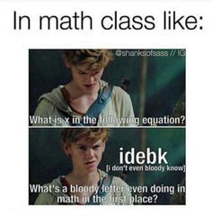 I LOVE math but I understand how that feels because I wasn't always the best in math