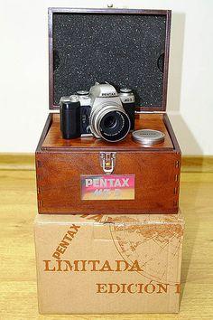 Pentax MZ-3 Limited set 3 by pspentax, via Flickr