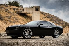 2014 Dodge Challenger Fitted with 22 Inch in Silver Polished Face 2014 Dodge Challenger Srt8, 2017 Acura Nsx, Dual Clutch Transmission, Interior Color Schemes, Twin Turbo, Dream Garage, Exterior Colors, Ford Mustang