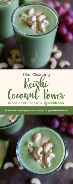 Great for your immune system and liver, reishi mushrooms have been shown to have…
