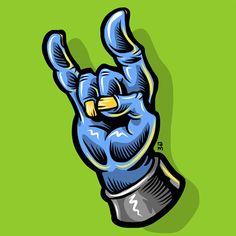 As ilustrações vibrantes e coloridas de Rainer Michael - Se traços fortes e cores vibrantes chamam sua atenção, com certeza as ilustrações deRainer Michael entrarão para sua lista de favoritos.  Co...