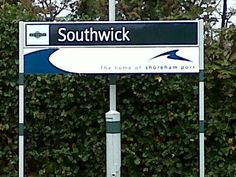 Southwick Railway Station (SWK) in Southwick, West Sussex