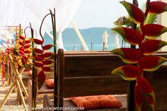 Renato Mozart Eventos na Praia: Vai casar na Praia ? Olha este casamento! - Praia da Tabatinga - Litoral Norte SP - Fotografia de Casamento - Juliana Mozart