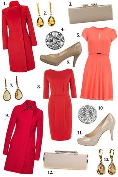 Thursday 29 May 2014: Coral and scarlet for Scotland visit - Tatiana's Delights - Kate Middleton - Duchess of Cambridge - Jonathan Saunders coat - Crieff - Replikate