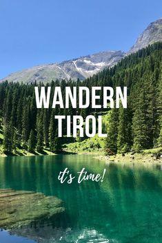 Innsbruck, Seen In Tirol, Reisen In Europa, Wanderlust, Mountains, Nature, Travel, Outdoor, Trips