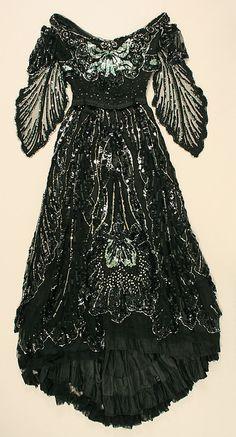 Evening Dress  1908  The Metropolitan Museum of Art