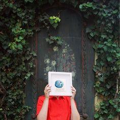 New works! 🖼👁🖼👁📘➡️📞with Krisztina Tóth / Worldadapter - Tóth Krisztina Vilàgadapter #newwork #escapepoetry #poetry #poetrylover #poetryescape #krisztatoth #verse #artandtext #budapest🇭🇺 #artinbudapest #artistsofinstagram #hungarianartist #beautifulplace❤️ #szuleimnekkarorajukvoltidejuksoha #summer #summermood #sundaymood #akvarell #watercolor #watercolour #watercolourpainting ➡️➡️https://m.facebook.com/ANIKOherbertcom/ photo: @edkatica #streetpoetry