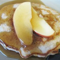 """Veronica's Apple Pancakes 
