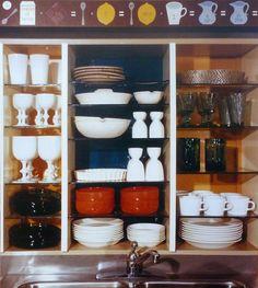 Alexander Girard Kitchen, Santa Fe