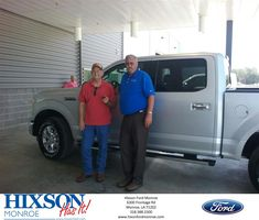 #HappyBirthday to Mike from Kerry Newman at Hixson Ford of Monroe!  https://deliverymaxx.com/DealerReviews.aspx?DealerCode=M553  #HappyBirthday #HixsonFordofMonroe