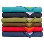 BrylaneHome   Anna Cotton Blanket image  $49.99