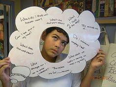 A Teacher's Treasure: thought bubbles