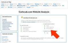 """Website Reviews and Ad Placement Data of Your Website.  You may have heard there is a controversial issue among IT specialists about who is better: people or automated systems? Not much of a dispute now, as we combined both: the automated statistical data of a website with its user reviews here, at Cancanit.com! Now, on a site analysis page, anyone can submit a short review of any website. Want to make a small """"gift"""" to your favorite site or blog?"""