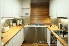 Kuchnia styl Nowoczesny - zdjęcie od ENDE marcin lewandowicz - Kuchnia - Styl Nowoczesny - ENDE marcin lewandowicz