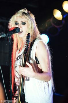 Taylor, the Pretty reckless