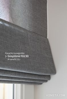 Door stof toe te voegen aan je interieur wordt een interieur gelijk en stuk gezelliger. Raamdecoratie kan hier veel in betekenen.