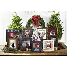 Holiday 2014 Napa Home Wall & Photo Frames