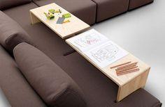 極致舒適的沙發用餐桌