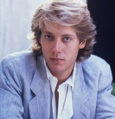 James Spader..... Think of pretty in pinkish time