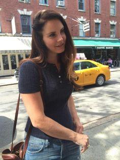 Lana Del Rey Street Style Inspiration