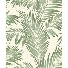 Arthouse Tropical Palm Green Wallpaper | 694800