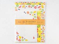 Writing Paper, Letter Writing, Letter Stationery, Japanese Stationery, Envelope Sizes, Letter Set, Washi, Envelopes, Packaging Design