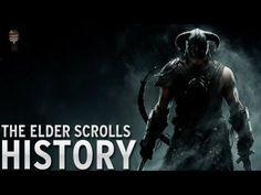 Awsome fanmade documentary on the Elder Scrolls series. Windows Seven, Elder Scrolls, Skyrim, Documentary, Geek, History, Youtube, Movie Posters, Fictional Characters