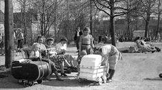 Rengerspark Leeuwarden (jaartal: 1950 tot 1960) - Foto's SERC