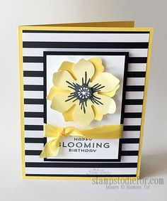 Stampin' Up! Beautiful Bunch stamp set www.stampstodiefor.com