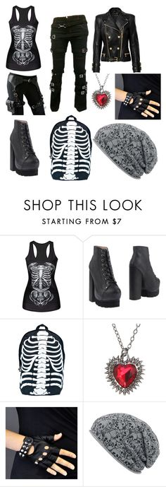 """""""Can't hold me back"""" by buttercupz on Polyvore featuring Jeffrey Campbell, Comeco, Balmain and Bakers"""