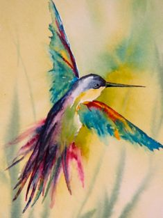Jessica Wheeler. Watercolor
