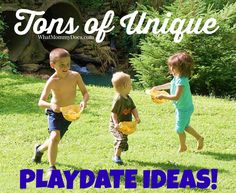 Note: Some links in this post contain affiliate links, which means I may receive a commission if you make a purchase. Thanks for supporting my blogging adventures!Anyone who knows me, knows that I LOVE playdates. They are the perfect excuse to let the kids entertain each other while the moms socialize. Even if I haveKeep Reading