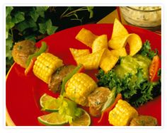 Margarita Pork Kabobs Recipe - I actually found this recipe back in the 80s in a magazine and made it.  They were fantastic!  Happy to have found it again.
