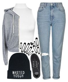 """""""So Tell Me What You Want, What You Really, Really Want"""" by marie-anderson-i ❤ liked on Polyvore featuring Topshop, WearAll, Wildfox and Vans"""