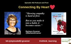 Tune in as I share my story with Barbara Bray's Rethink Learning podcast. Master Of Science Degree, State School, Living Off The Land, Teaching Spanish, Public School, Healthy Relationships, Elementary Schools, Counseling, Cape