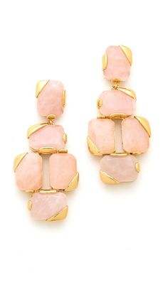 Kate Spade New York Stepping Stones Statement Earrings $98