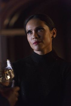 Lesley-Ann Brandy in Lucifer Season 2