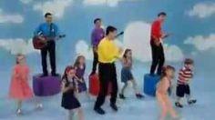 The Wiggles, Monkey Dance, via YouTube.