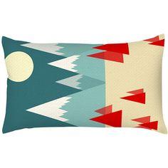 Capa para Almofada Forest Colorida Poliéster (20x38cm) - Haus For Fun