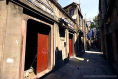 Tianzifang arts district