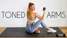 This is a place where I post REAL TIME, AT HOME workouts, GYM workouts, and anything else fitness related. My goal is to help inspire everyone at all fitness. Ab And Arm Workout, Arm Workout For Beginners, Tone Arms Workout, Arm Workouts At Home, Full Body Workout At Home, Hiit Workout At Home, Workout Routines, Effective Ab Workouts, Easy Workouts