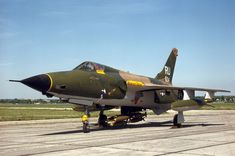America's F-105 Thunderchief Fighter-Bomber: The F-35 of the Vietnam War? | The National Interest Blog