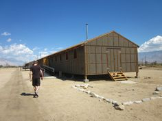 Manzanar: Japanese Internment Camp Museum